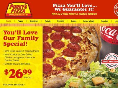 Porky's Pizza