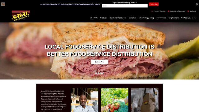 Saval Foods Corporation