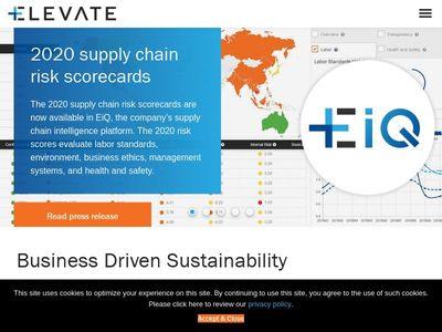 ELEVATE Hong Kong Limited