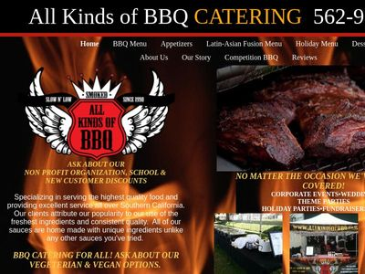 All Kinds of BBQ