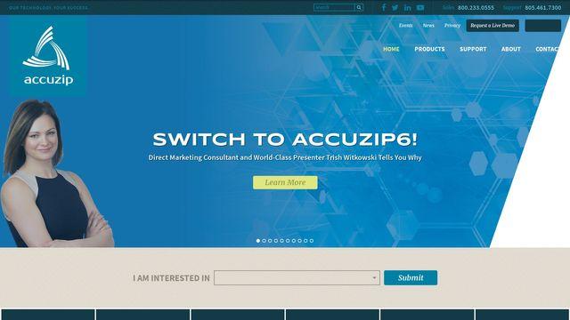 AccuZIP, Inc.