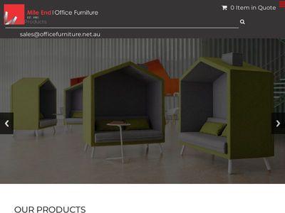 Mile End Office Furniture (Australia) Pty Ltd