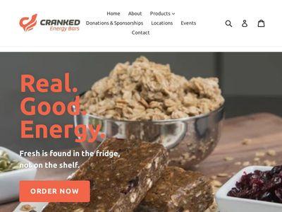 Cranked Energy Inc