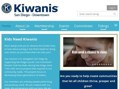 San Diego Kiwanis Club Foundation, Inc.