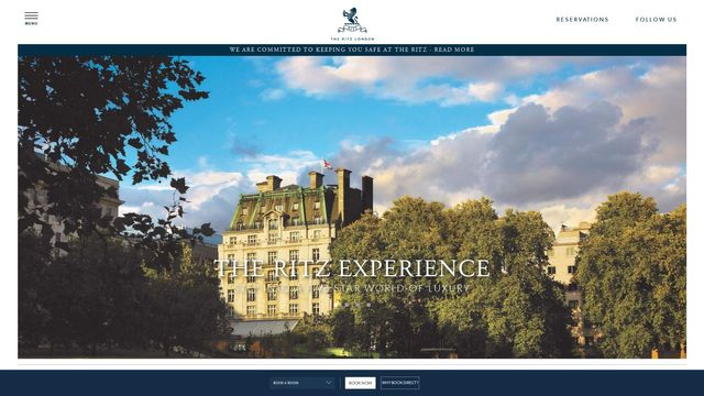 The Ritz Hotel (London) Ltd.