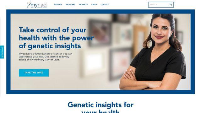 Myriad Genetics, Inc.