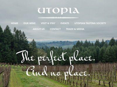 Utopia Vineyard & Winery
