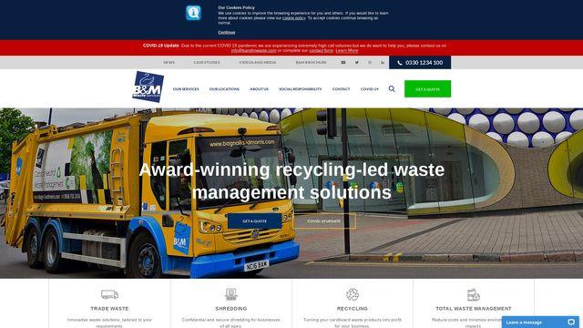 Bagnall & Morris Ltd