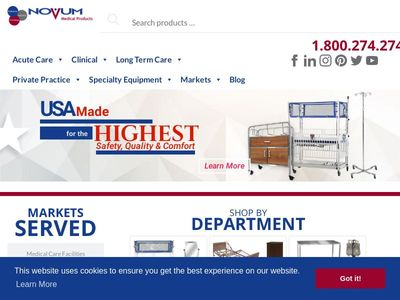 Novum Medical Products, LLC