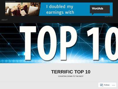 Terrific Top 10