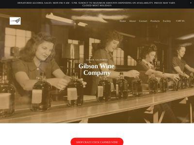 Gibson Wine Company