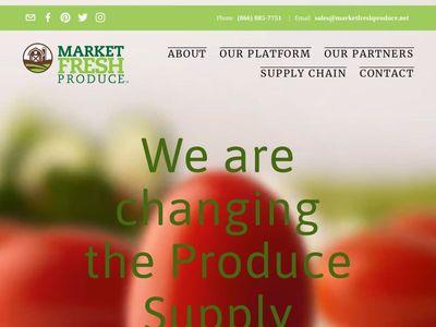 Market Fresh Produce, LLC