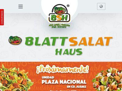 BLATT SALAT HAUS(r)