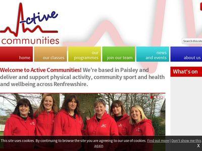 Active Communities (Scotland) Ltd.