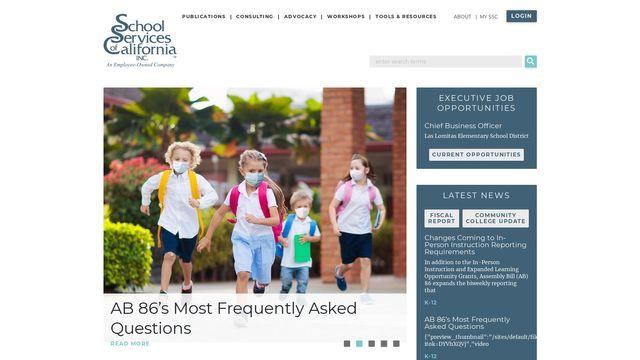 School Services of California, Inc.