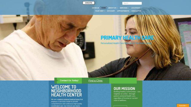 NHC Oregon City Dental Clinic