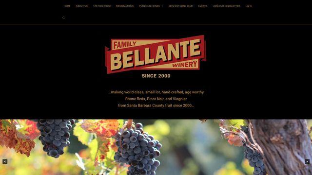 Bellante Family Winery