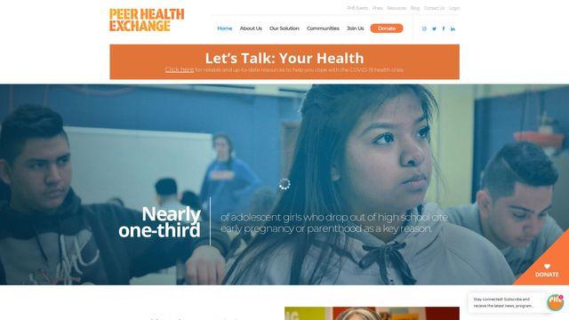 Peer Health Exchange, Inc.