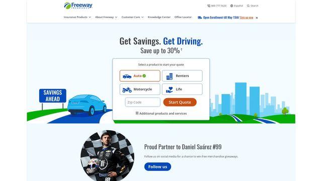 Freeway Insurance Services America, LLC.