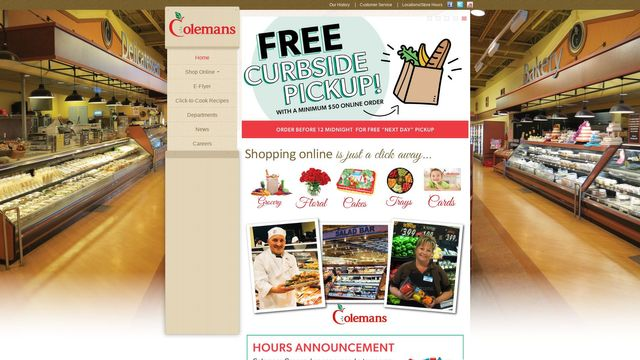 Colemans Grocery