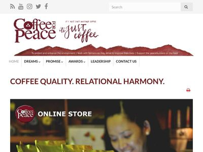 Coffee for Peace, Inc.