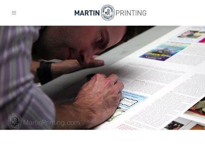 Martin Printing Company Inc.