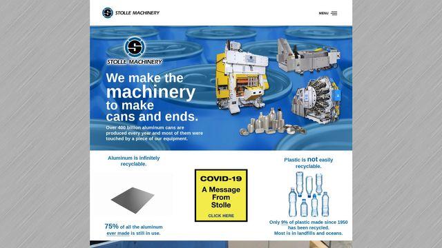 Stolle Machinery Company, LLC.