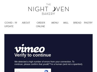 The Night Oven