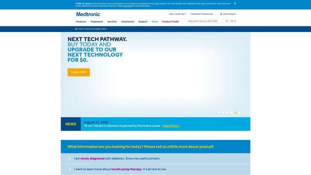 Medtronic MiniMed, Inc.