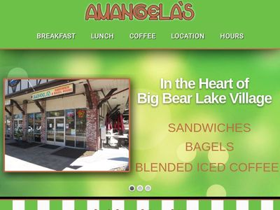 Amangela's Sandwich and Bagel House