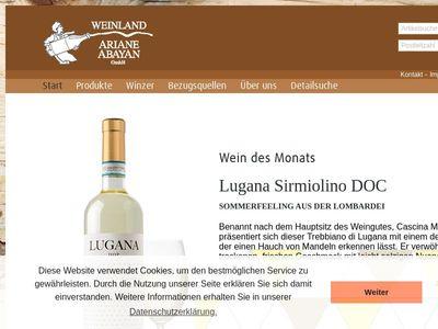 Weinland Ariane Abayan GmbH