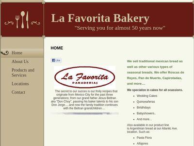 La Favorita Bakery