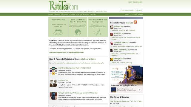 RateTea (Merit Exchange LLC)