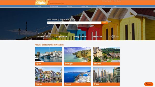 Alpha Holiday Lettings Limited