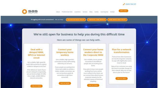 SAS Global Communications Ltd