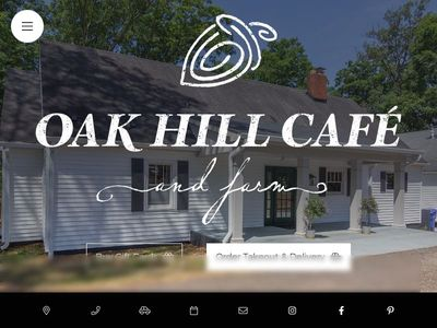 Oak Hill Cafe and Farm