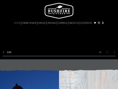 Bushfire Grill Inc., Bushfire Beachside Inc.