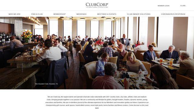 ClubCorp USA, Inc.