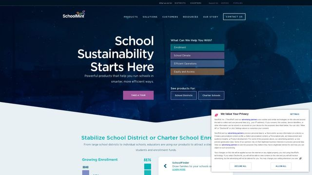 SchoolMint, Inc.