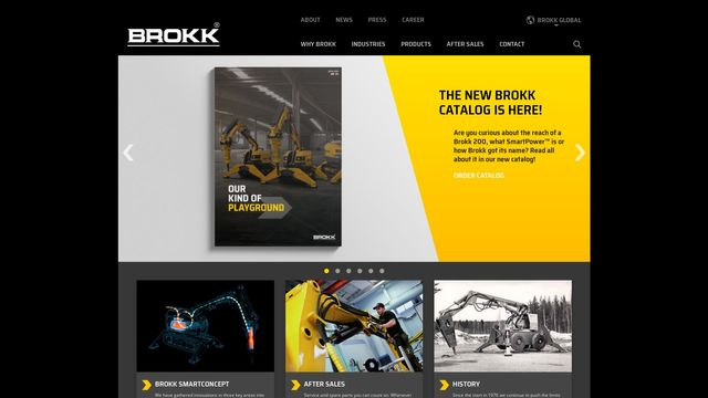 Brokk DA GmbH
