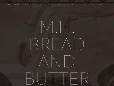 M.H. Bread and Butter