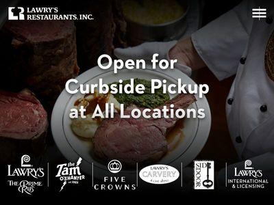 Lawry's Restaurants. Inc.