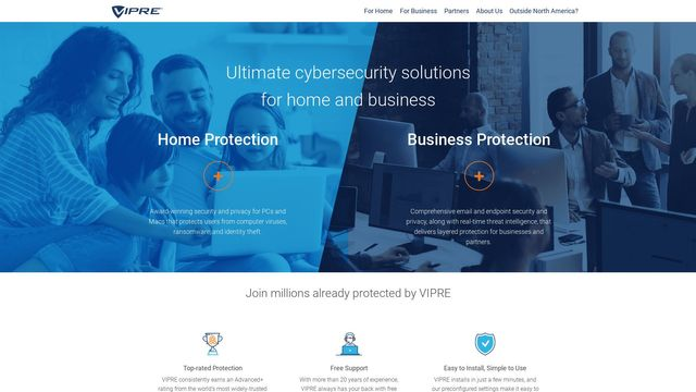 VIPRE SECURITY LIMITED