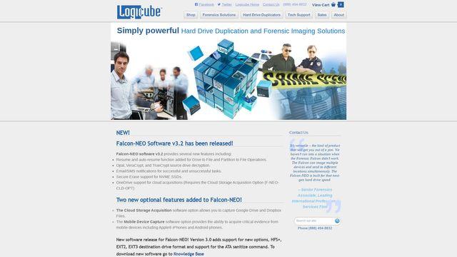 Logicube(r) Inc.