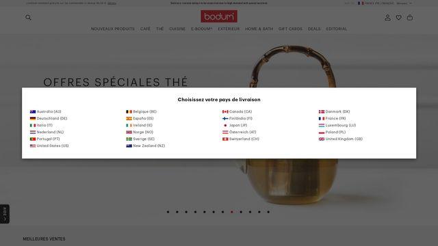 BODUM(r) France S.A.S