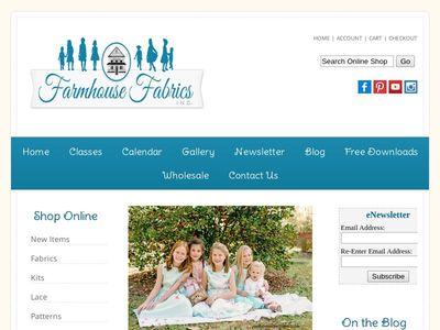 Farmhouse Fabrics Inc