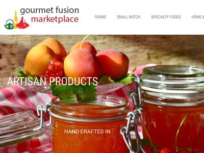 Gourmet Fusion (Alexandra De Rosa Design Inc)
