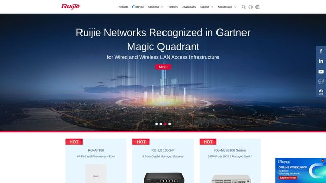 Ruijie Networks Co., Ltd.