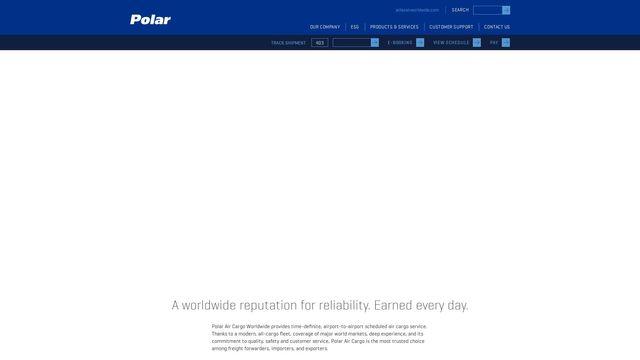 Polar Air Cargo Worldwide, Inc.