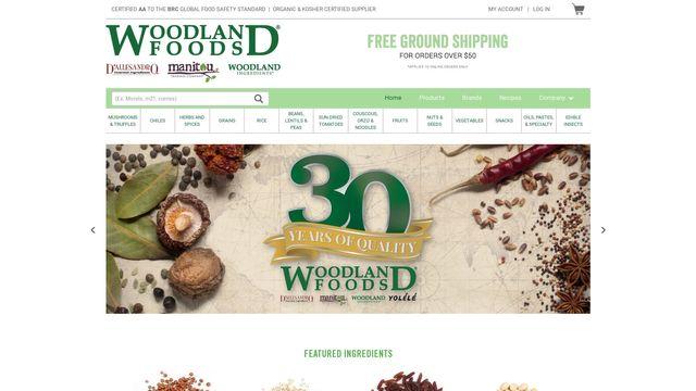 Woodland Foods, Ltd.